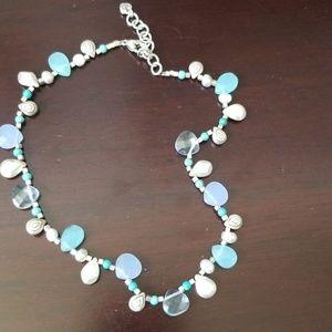 Brighton Turquoise Necklace